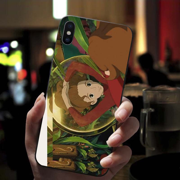 Beautiful Arrietty iPhone Case - Studio Ghibli Shop