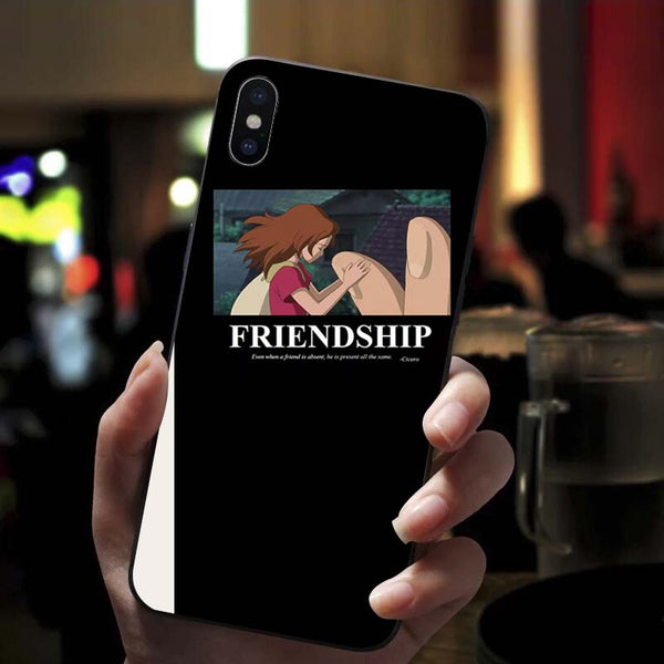 Friendship iPhone Case - Studio Ghibli Shop