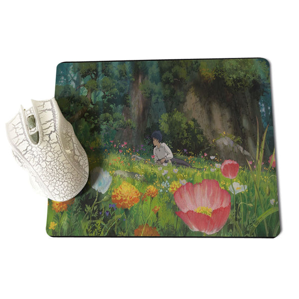 In the Forest Mouse Pad - Studio Ghibli Shop