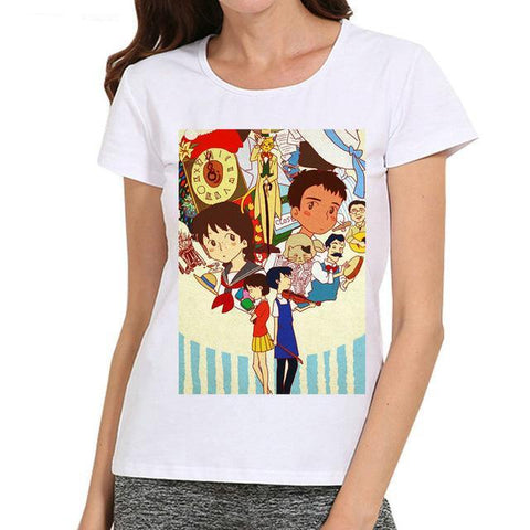 Characters T-shirt