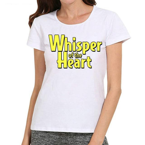 Whisper of the Heart T-shirt
