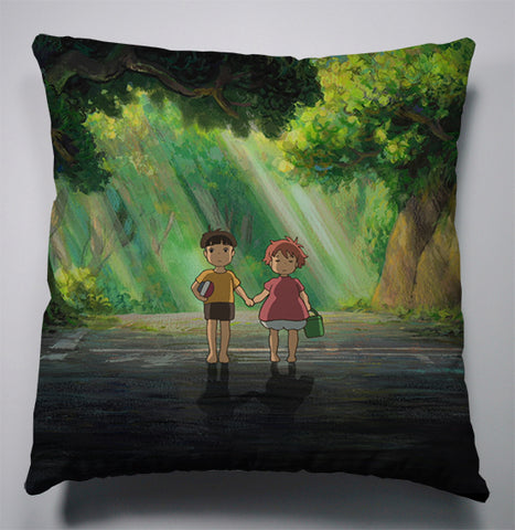 Together We Walk Cushion Cover