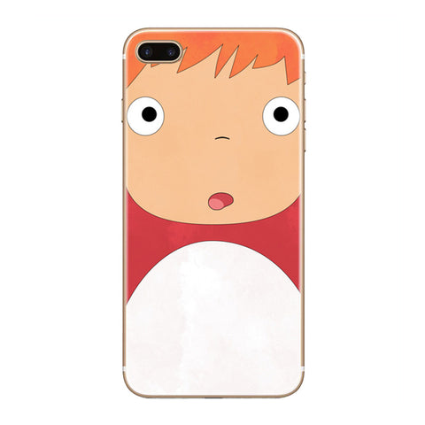 Shocked Face iPhone Case