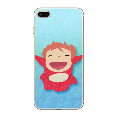 Jolly Ponyo iPhone Case