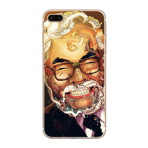 The Author iPhone Case