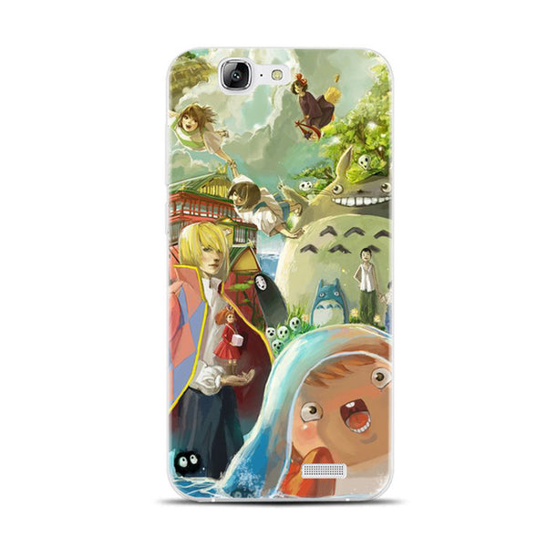 Crying Ponyo Huawei Case - Studio Ghibli Shop
