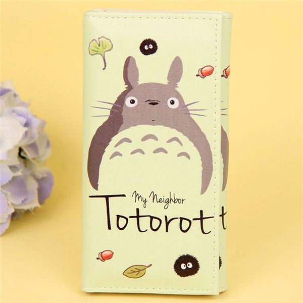 Totorot Wallet - Studio Ghibli Shop