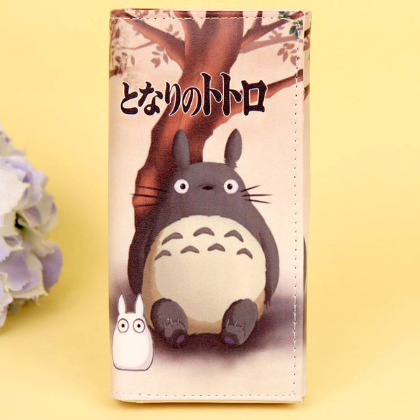 Under The Tree Wallet - Studio Ghibli Shop