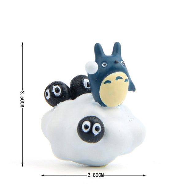Cloudy Friends Figures - Studio Ghibli Shop