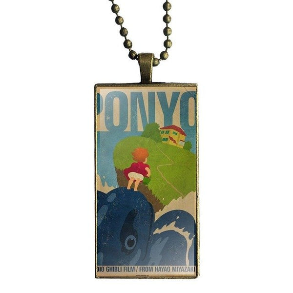 BIg Ponyo Necklace - Studio Ghibli Shop