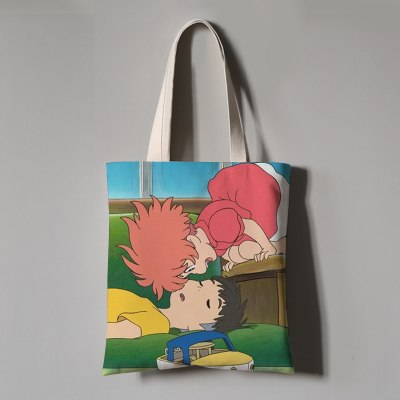 Waking Up Eco Bag