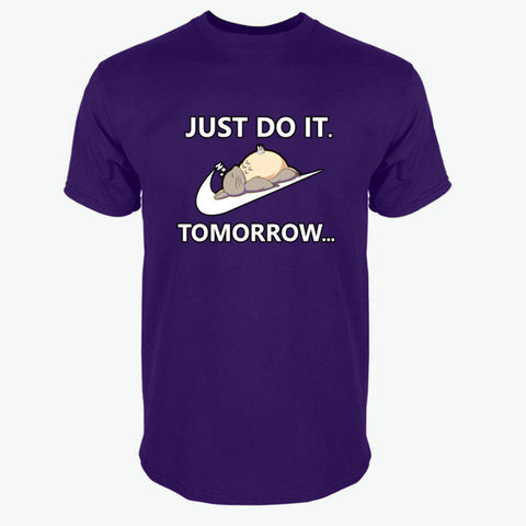 Just Do It Totoro T-shirt