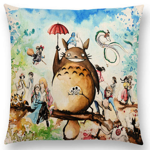 Happy Family Cushion Cover