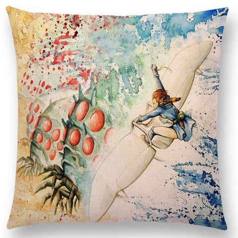 Fly Nausicaa Fly Cushion Cover