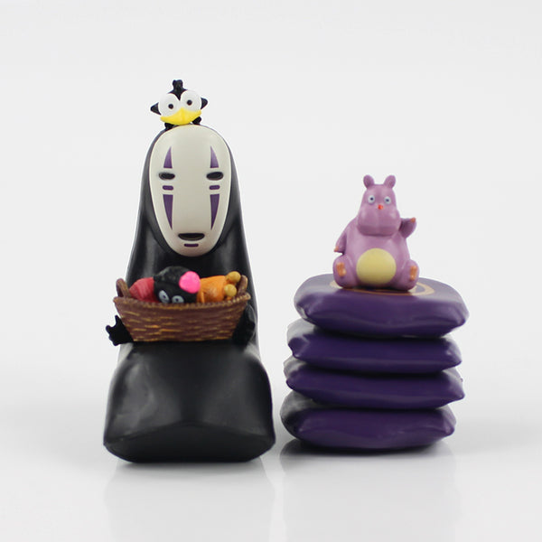 Faceless No Man Figure - Studio Ghibli Shop