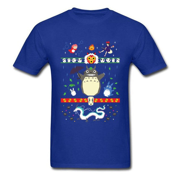 My Holiday Studio Ghibli T-Shirt - Studio Ghibli Shop