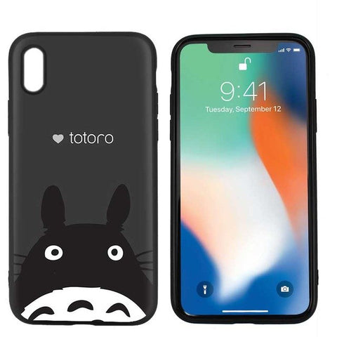 Love Totoro iPhone Case