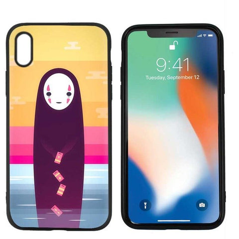 Baby No Face iPhone Case