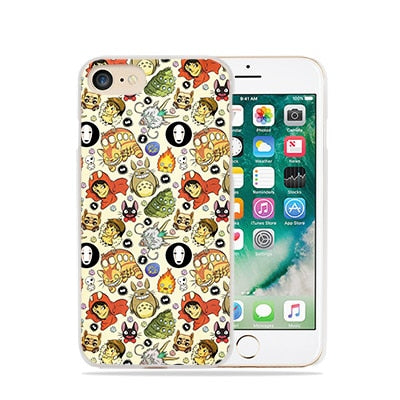 Faces Icon iPhone Case