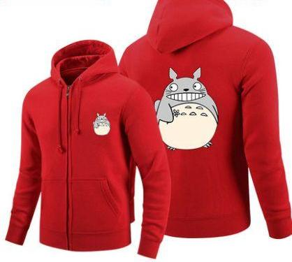 Wise Face of Totoro Jacket