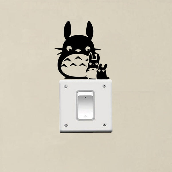 The Crew Totoro Sticker