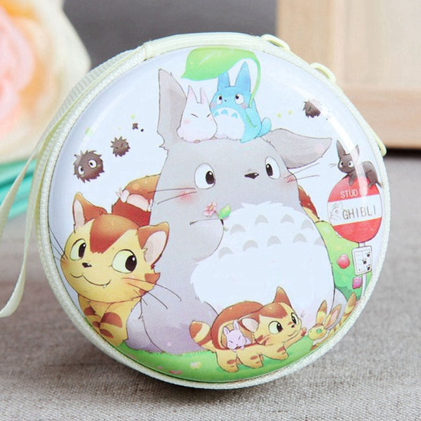My Neighbor Totoro Fam Coin Purse