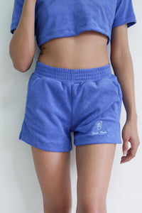 Pool Club Terry Shorts ( Cobalt )