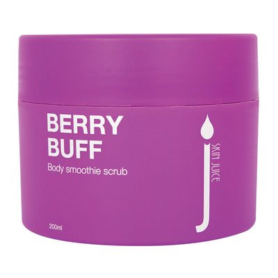 Berry Buff  -Body Smoothie Scrub