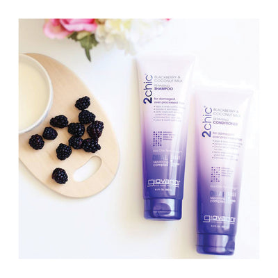 Blackberry & Coconut Milk - Repairing Conditioner