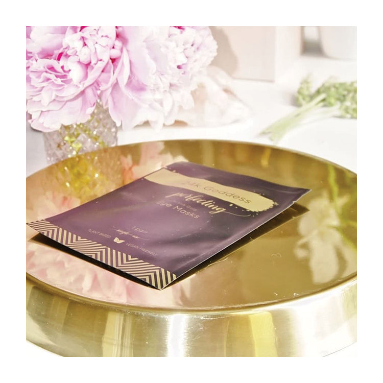 Active Gold Eye Mask - 24K Goddess Single Pack