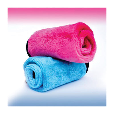 Just me makeup remover towellette - Hot Pink