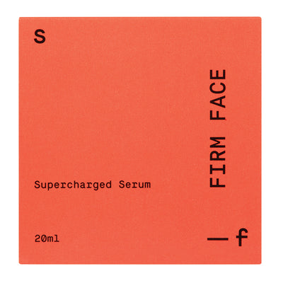 Firm Face - Supercharged Serum
