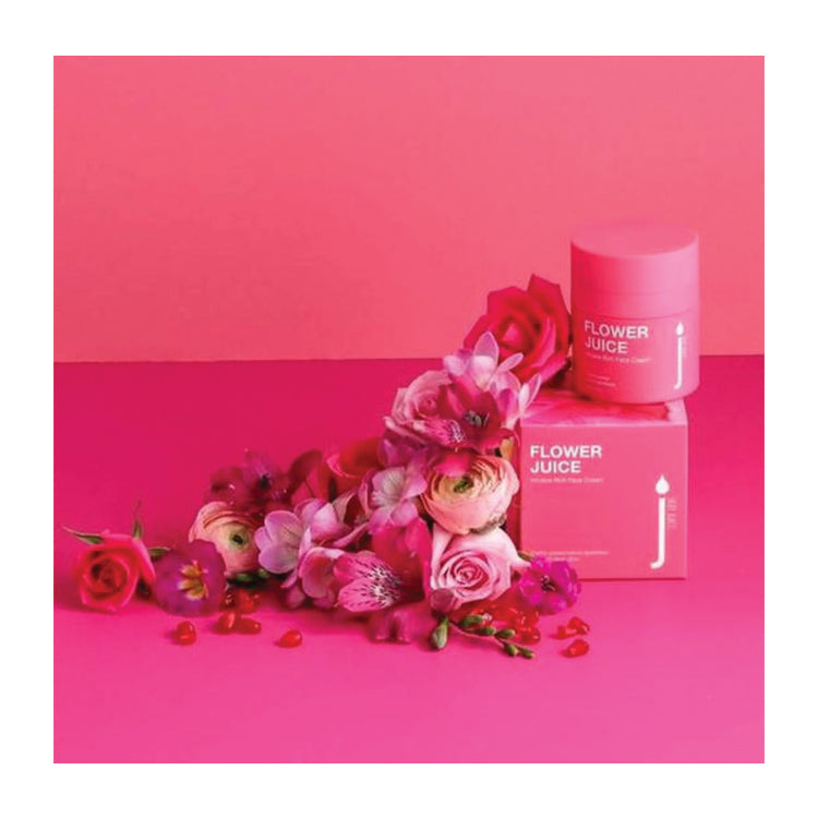Flower Juice - Ultra Rich Face Cream