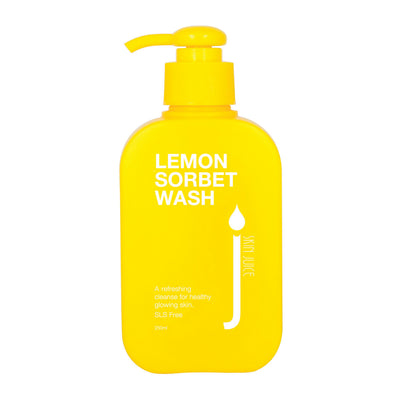 Lemon Sorbet Wash - A creamy body wash for healthy glowing skin.
