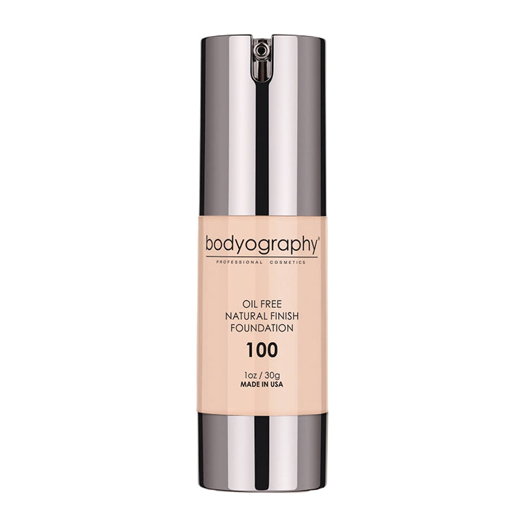 #100 - Natural Finish Foundation