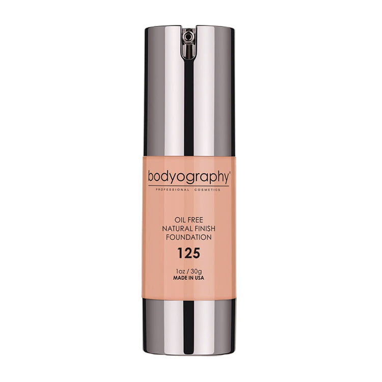 #125 - Natural Finish Foundation