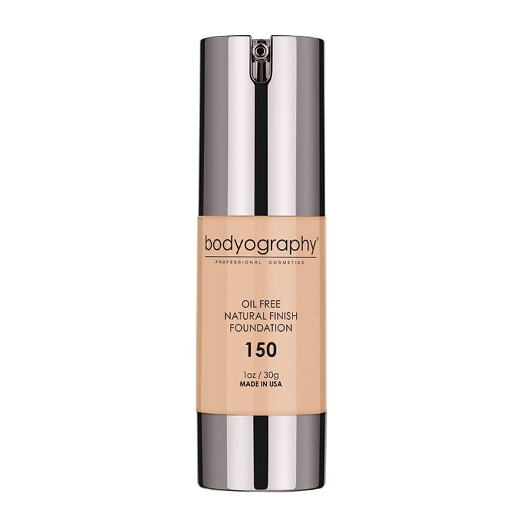 #150 - Natural Finish Foundation