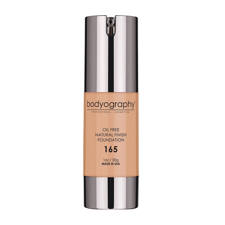 #165 - Natural Finish Foundation