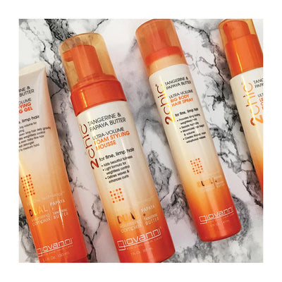 Tangerine & Papaya Butter - Ultra-Volume Conditioner