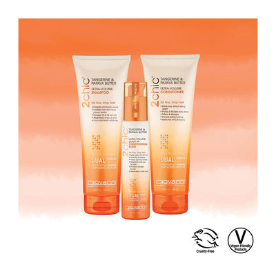 Tangerine & Papaya Butter - Ultra-Volume Shampoo