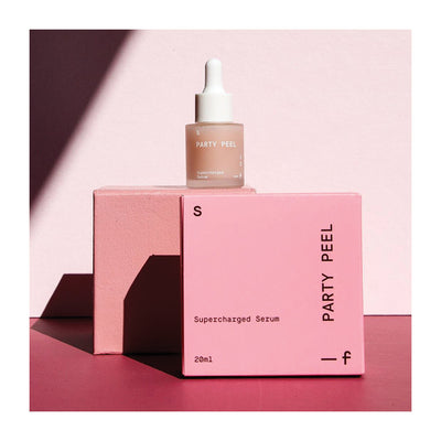 Party Peel - Supercharged Serum