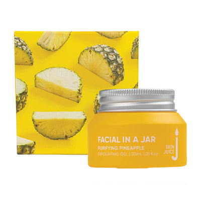 Purifying Pineapple - Facial in a Jar