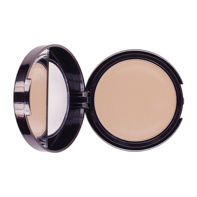 Vegan, Gluten free and Paraben free Silk Cream Compact Foundation