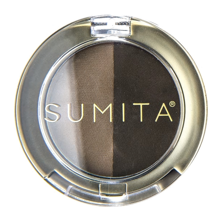 Sumita Brow Powder Duo - Dark