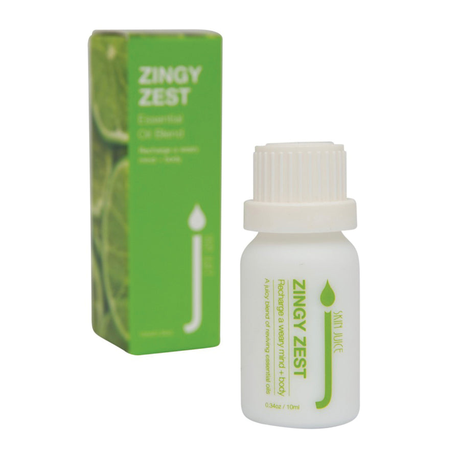 Zingy Zest - Essential Oil Blend