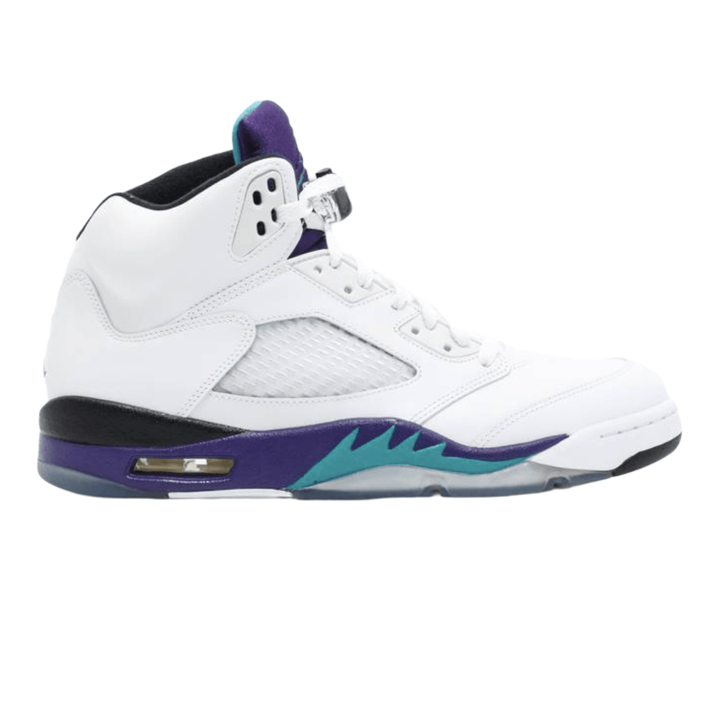 Jordan 5 White Grape Size 11.5 (NEW) Air Jordan Ptownkicks