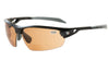 PHO Matt Black Frame - High Definition Photochromic Bi Focal Lens
