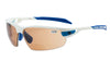 PHO White Frame - High Definition Photochromic Bi Focal Lens