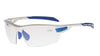PHO White Frame - Photochromic Bi Focal Lens