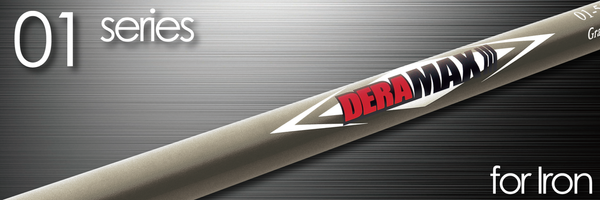 Deramax 01 Series Iron Shaft